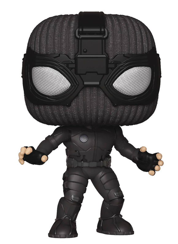 POP MARVEL SPIDER-MAN FAR FROM HOME STEALTH SUIT VINYL FIGURE