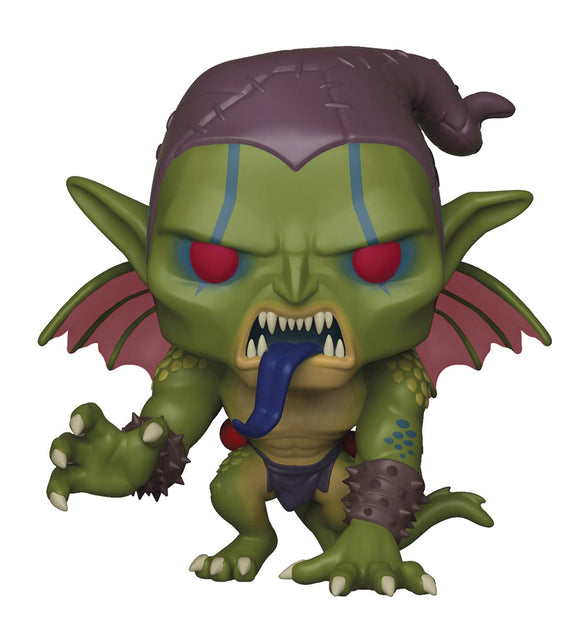 POP MARVEL SPIDER-MAN GREEN GOBLIN VINYL FIGURE