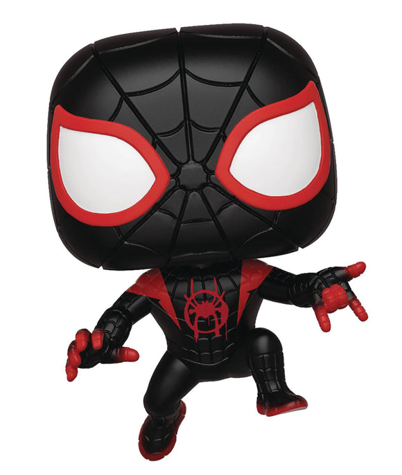 POP MARVEL SPIDER-MAN MILES MORALES VINYL FIGURE
