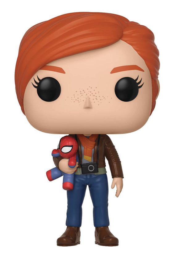 POP MARVEL SPIDER-MAN S1 MARY JANE VINYL FIGURE