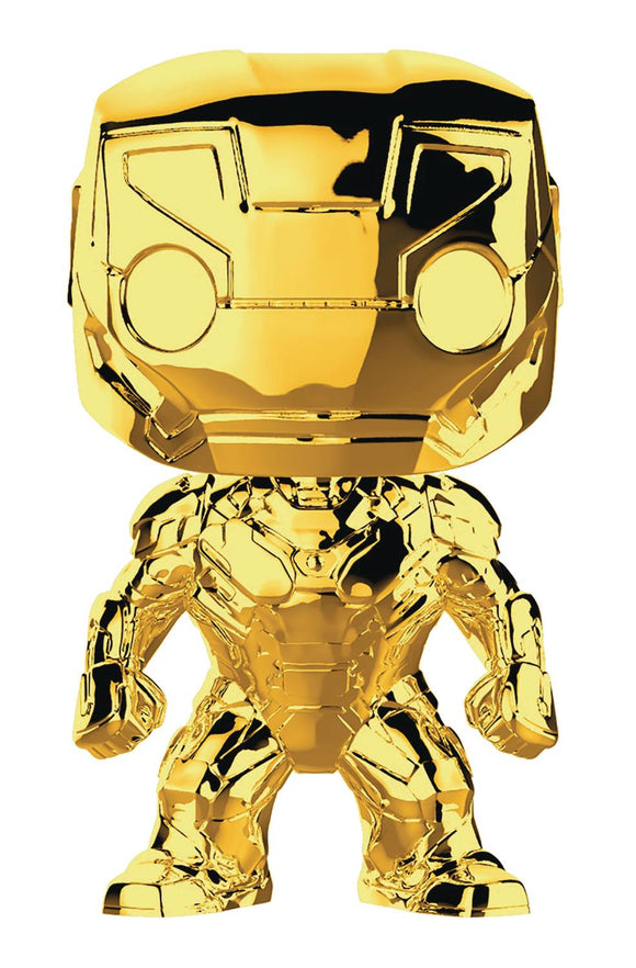 POP MARVEL STUDIOS 10 IRON MAN VINYL FIGURE