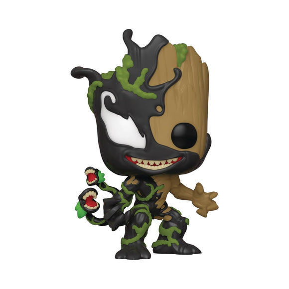 POP MARVEL VENOM GROOT VINYL FIGURE