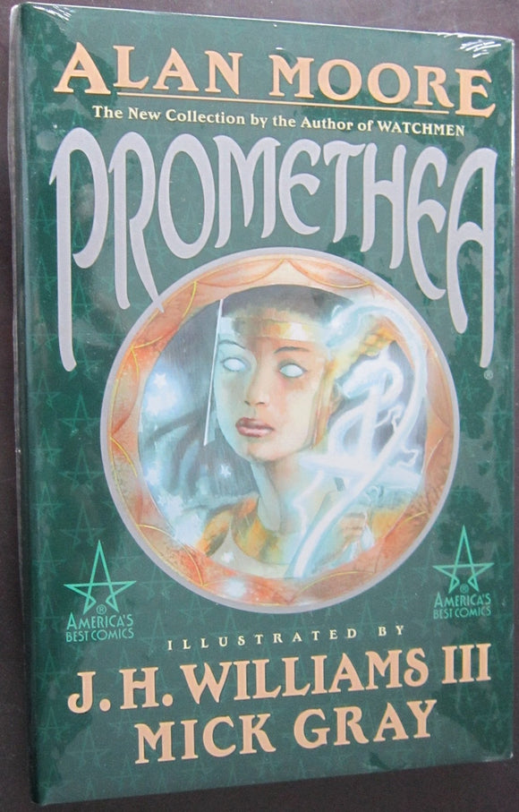 Promethea Hardcover 1
