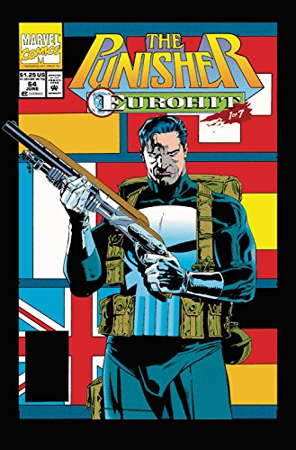 Punisher Epic Collection Capital Punishment Paperback