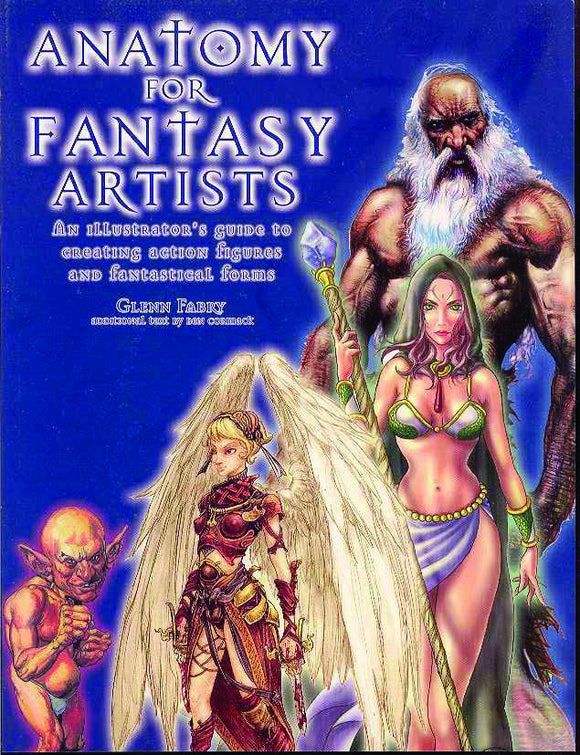 ANATOMY FOR FANTASY ARTISTS TP