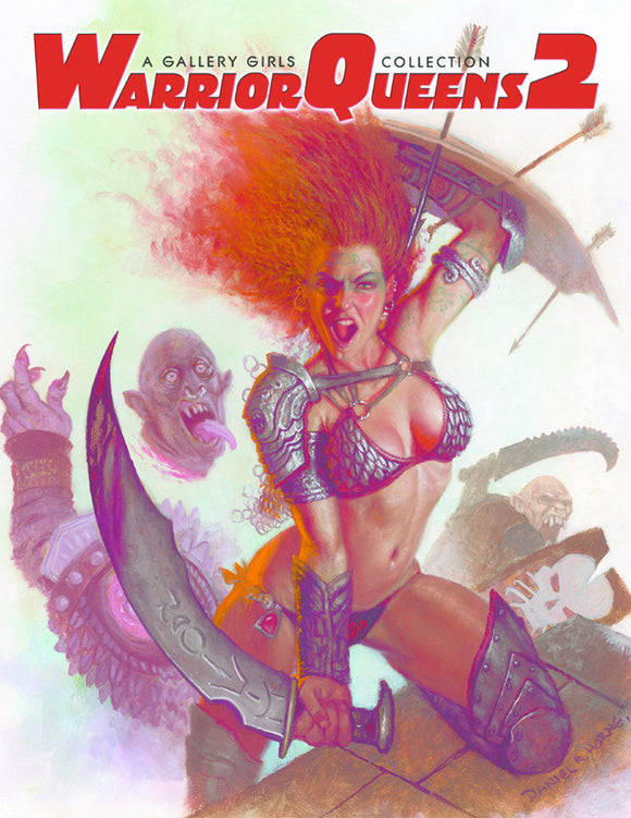 WARRIOR QUEENS VOL 2 TP