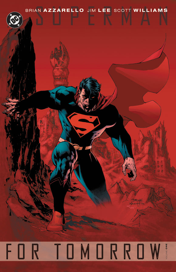 SUPERMAN FOR TOMORROW TP VOL 01