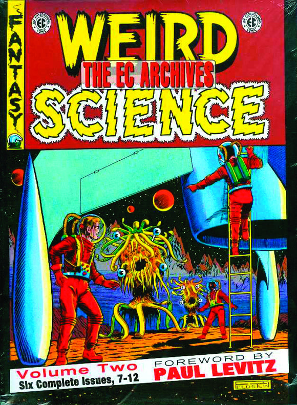 EC ARCHIVES WEIRD SCIENCE HC VOL 02