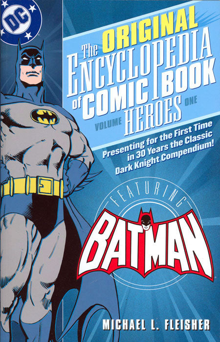 ENCYCLOPEDIA OF COMICBOOK HEROES TP VOL 01 BATMAN