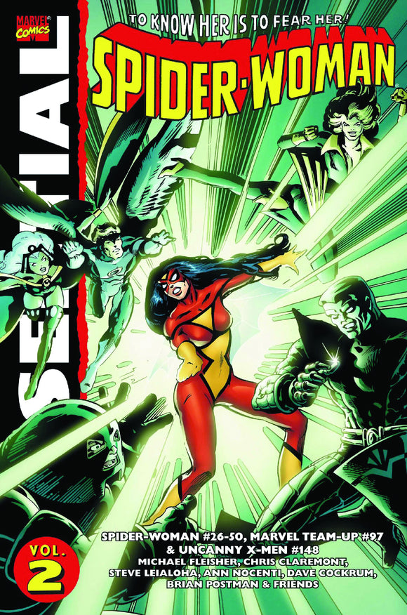 ESSENTIAL SPIDER-WOMAN TP VOL 02