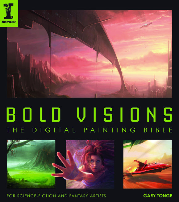 BOLD VISIONS DIGITAL PAINTING BIBLE SC