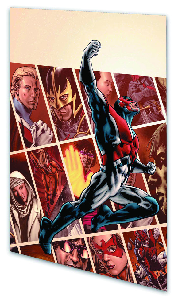 CAPTAIN BRITAIN AND MI 13 TP VOL 01 SECRET INVASION