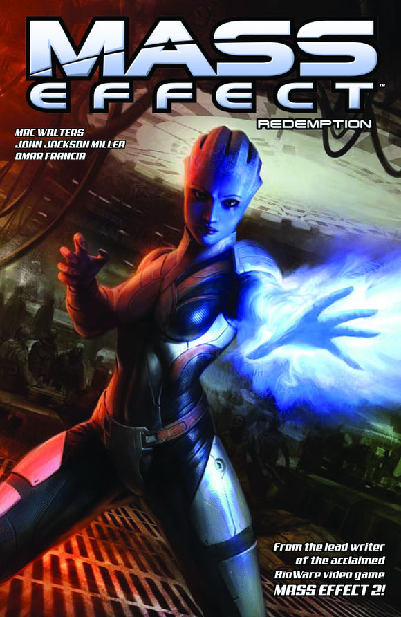 MASS EFFECT TP VOL 01 REDEMPTION