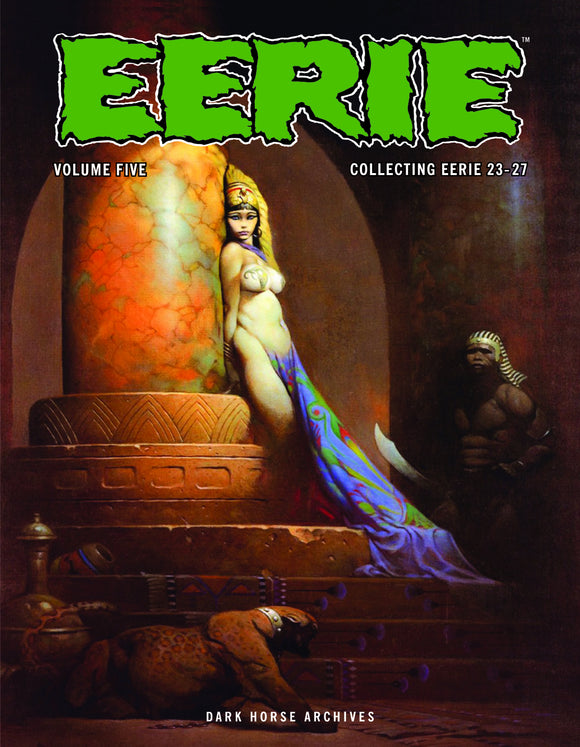 EERIE ARCHIVES HC VOL 05