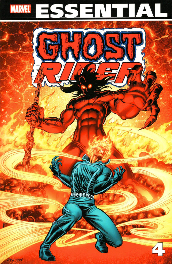 ESSENTIAL GHOST RIDER TP VOL 04