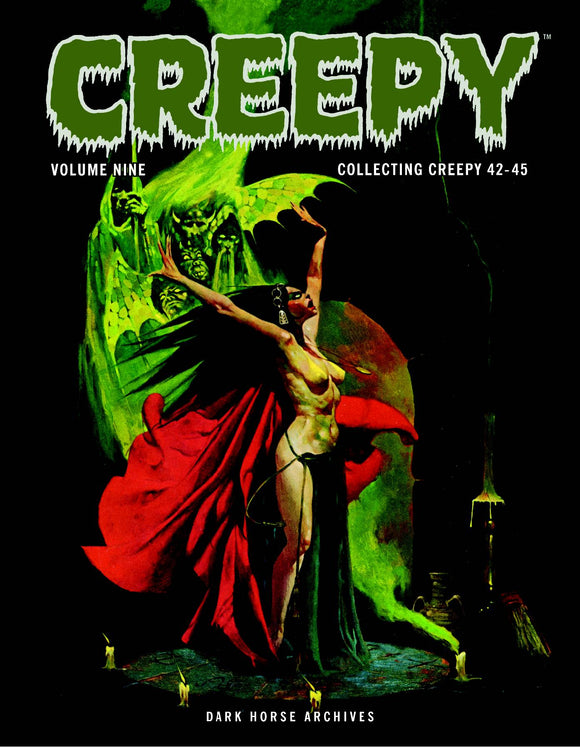 CREEPY ARCHIVES HC VOL 09