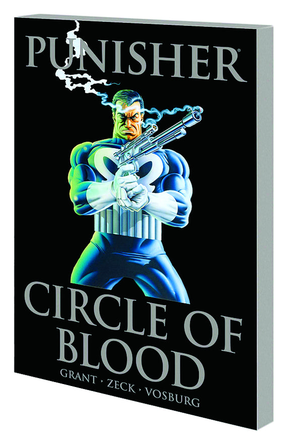 PUNISHER CIRCLE OF BLOOD TP