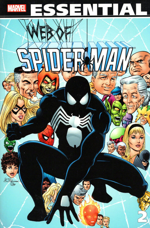 ESSENTIAL WEB OF SPIDER-MAN TP VOL 02