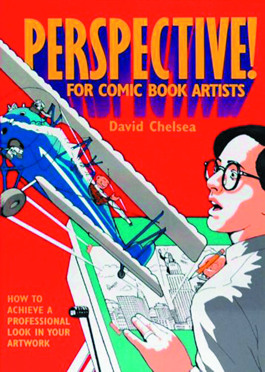 PERPECTIVE FOR COMIC BOOK ARTIST SC