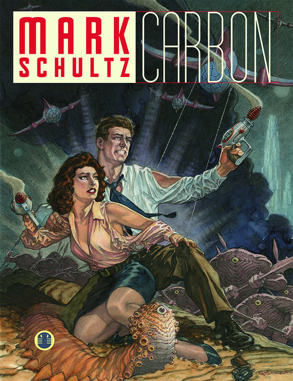 MARK SCHULTZ CARBON SC VOL 01 (C: 0-1-1)