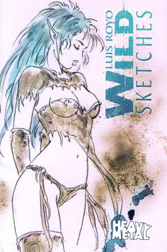 LUIS ROYO WILD SKETCHES SC VOL 02  (MR)
