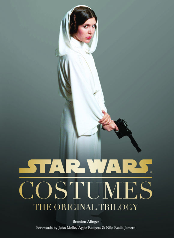 STAR WARS COSTUMES HC VOL 01 ORIGINAL TRILOGY