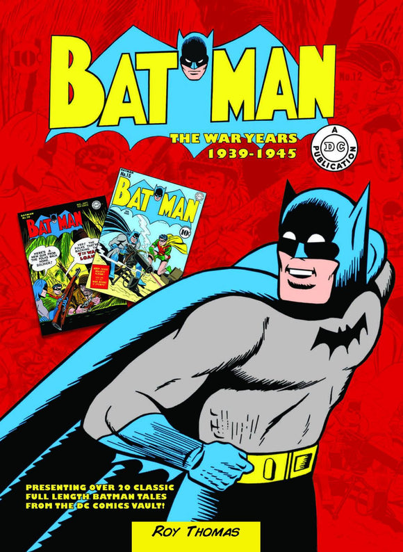 BATMAN WAR YEARS 1939-1945 HC