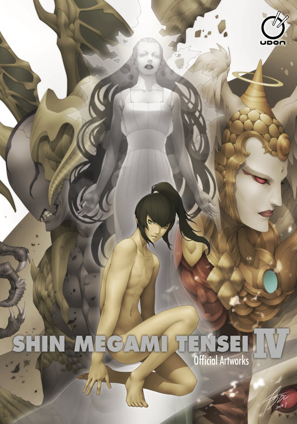 SHIN MEGAMI TENSEI IV OFFICIAL ARTWORKS SC
