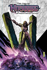 WITCHBLADE 20TH ANNIVERSARY HC