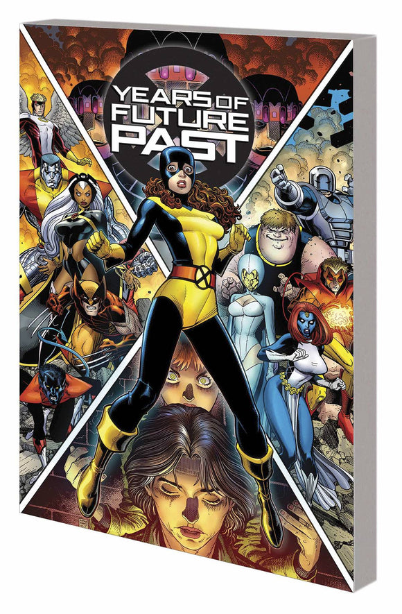 X-MEN YEARS OF FUTURE PAST TP