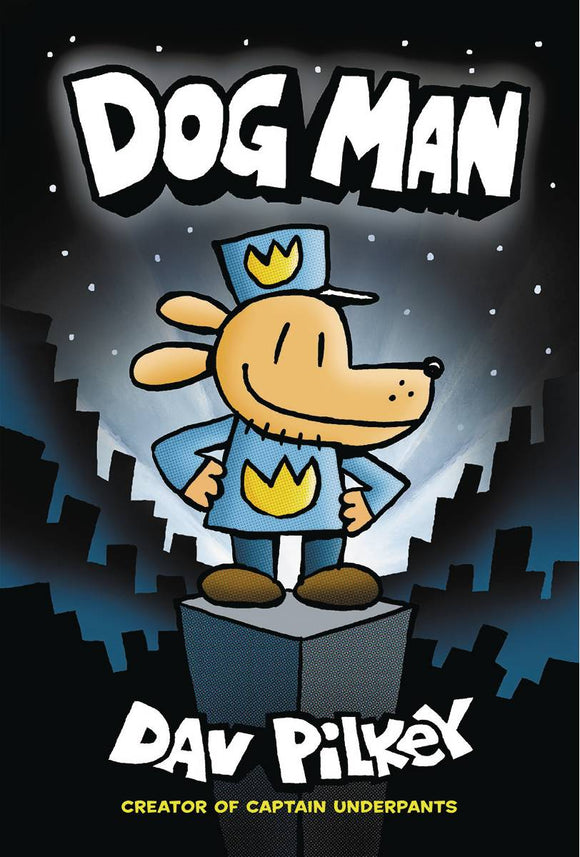DOG MAN GN VOL 01 HC