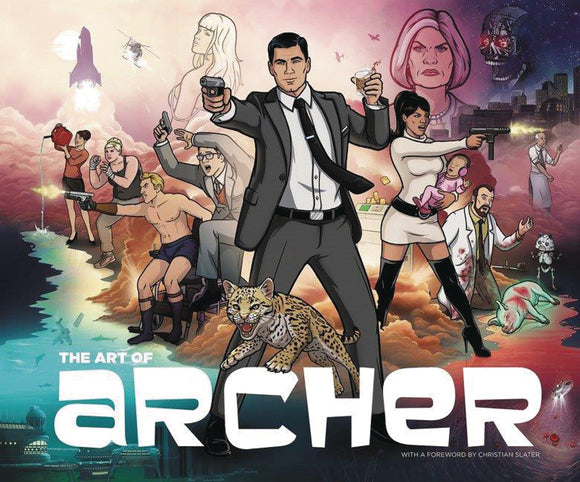 ART OF ARCHER HC