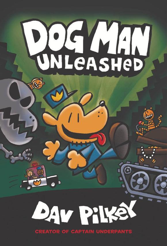 DOG MAN GN VOL 02 UNLEASHED HC