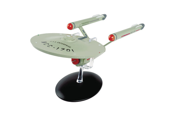 STAR TREK STARSHIPS SPECIAL #9 LG ENTERPRISE NCC-1701
