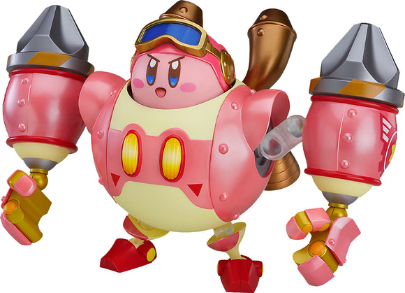 KIRBY PLANET ROBOT ARMOUR & KIRBY NENDOROID MORE SET