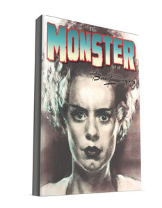 MONSTER ART OF BASIL GOGOS HC