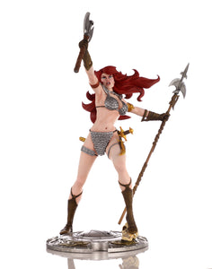 RED SONJA 45TH ANNIVERSARY COLL STATUE