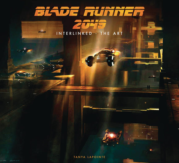 INTERLINKED ART OF BLADE RUNNER 2049 HC