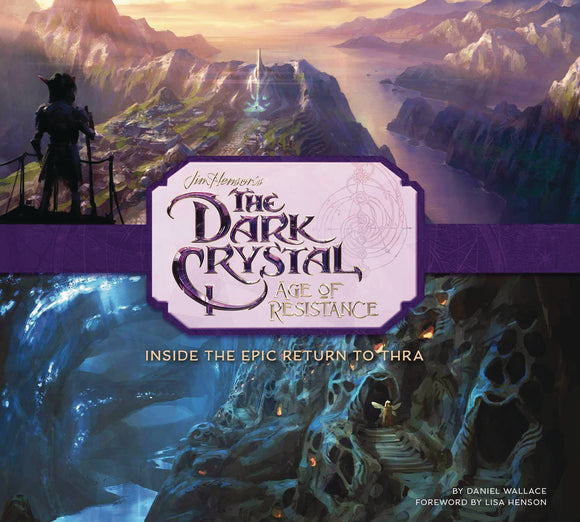 DARK CRYSTAL AGE OF RESISTANCE HC