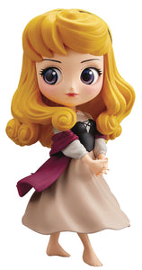 DISNEY Q-POSKET PRINCESS AURORA FIGURE