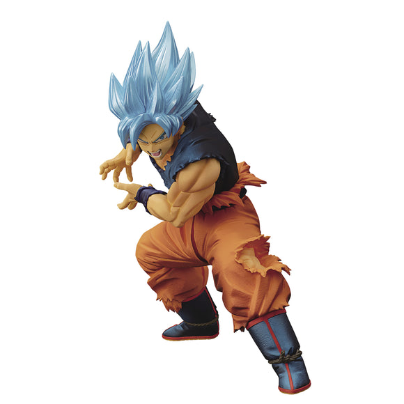 DB SUPER MAXIMATIC THE SON GOKU II FIGURE