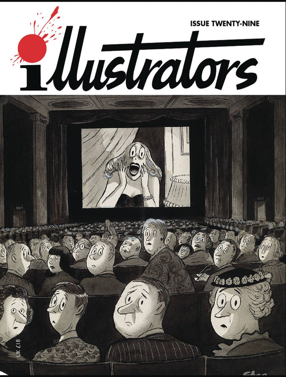 ILLUSTRATORS MAGAZINE #29