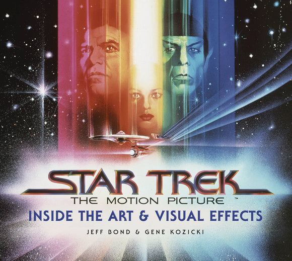 STAR TREK MOTION PICTURE INSIDE ART AND EFFECTS HC