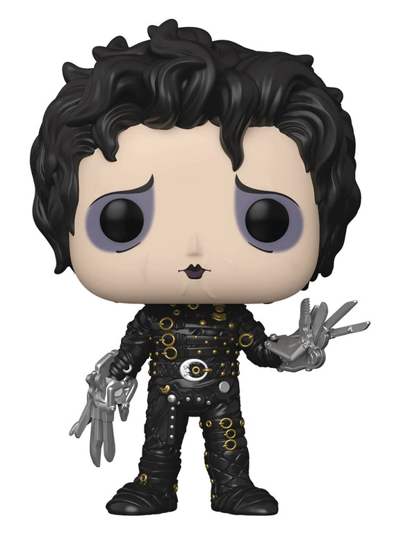 POP MOVIES EDWARD SCISSORHANDS EDWARD VINYL FIGURE