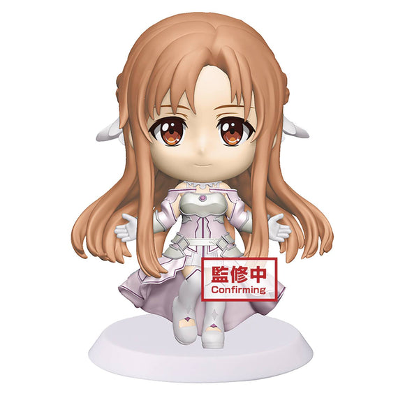 SWORD ART ONLINE ALICIZATION WAR CHIBIKYUN ASUNA FIGURE