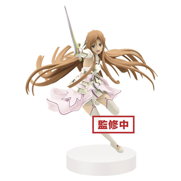 SWORD ART ONLINE ALICIZATION ESPRESTO GODDESS ASUNA FIGURE