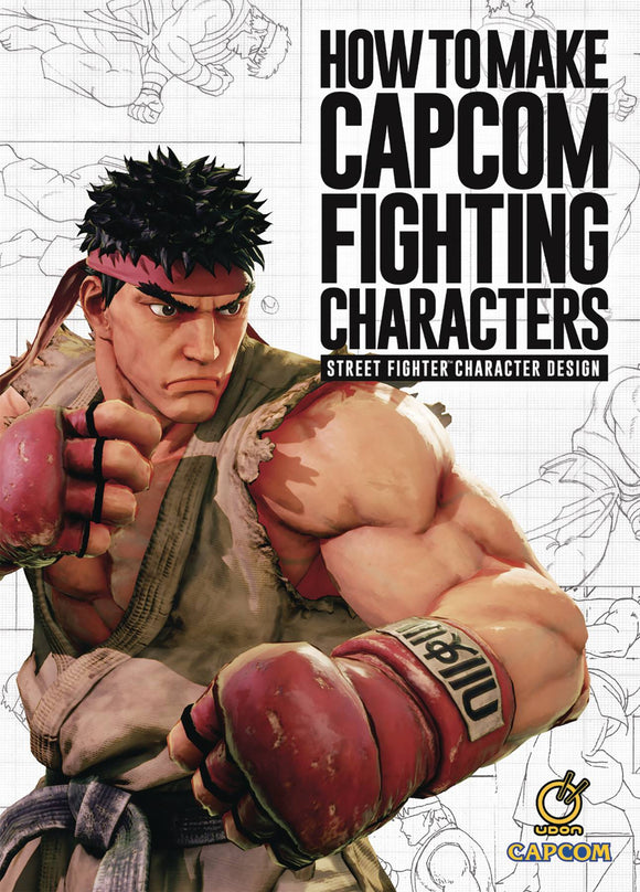 HOW TO MAKE CAPCOM FIGHTING CHARACTERS HC