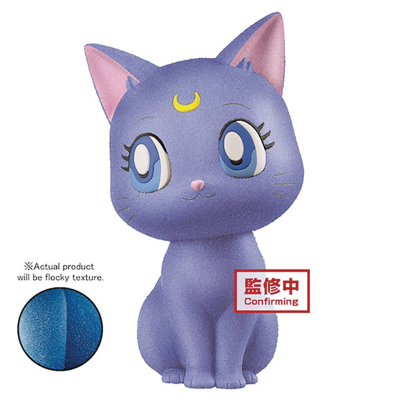 SAILOR MOON ETERNAL FLUFFY PUFFY LUNA FIGURE