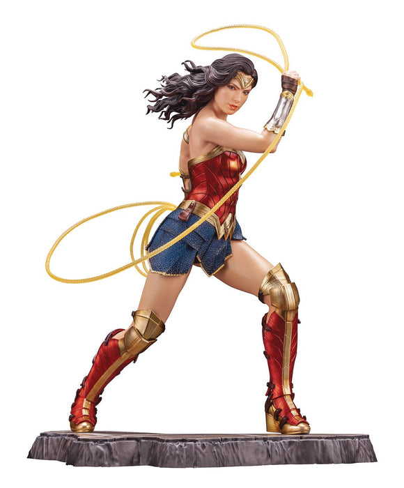 WONDER WOMAN 1984 MOVIE WONDER WOMAN ARTFX STATUE