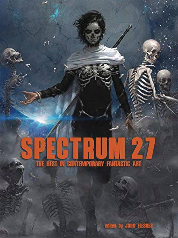 SPECTRUM ART BOOK HC VOL 27
